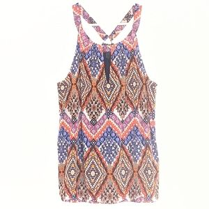 International Concepts Tribal Tank Top